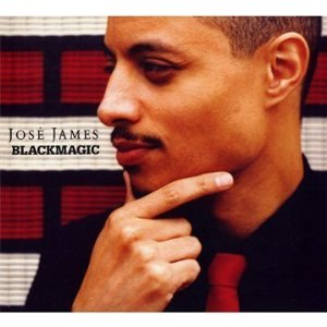 Jose James' Blackmagic album cover