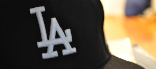 LA hat