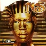 Nas - I Am album cover